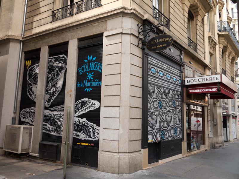 Boulangerie La Martinière ; Lyon